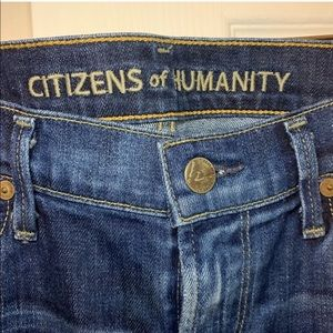 Citizens Of Humanity Jeans - Citizens of Humanity Dita Boot Cut Jeans Petite